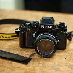 A much loved classic. The brilliant Nikon F3 HP with 50mm f1.4 Nikkor glass from…