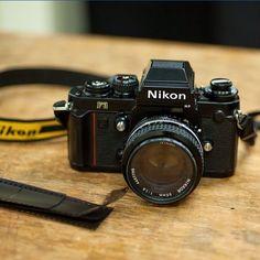 A much loved classic. The brilliant Nikon F3 HP with 50mm f1.4 Nikkor glass from @iolive40 #Nikon #nikonf3 #nikonf3hp #nikonf #nikkor #nikonslr #film #filmslr #filmcamera #filmcamerasinternational #camera #vintage #vintagecamera #35mm #slr #nikkormat