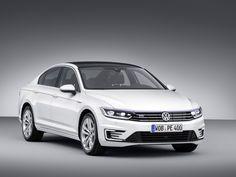 Volkswagen Passat GTE (Foto: Divulgação)