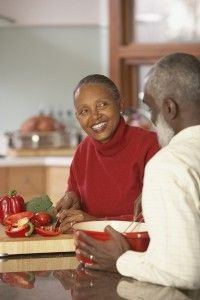 """Aging In Place"" what you need to know about kitchens for seniors."