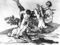 Los disparates de Goya, en Museo Nacional de San Carlos   http://caracteres.mx/los-disparates-de-goya-en-museo-nacional-de-san-carlos/