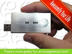 GEEK: A New USB Awesomifier for Headphones's video poster