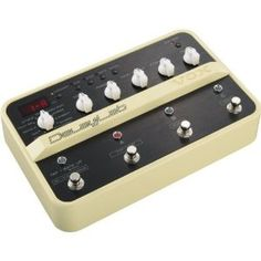 Vox DelayLab Ultimate Delay Effects Pedal Bass Pedals, Dj Equipment, Guitar Effects Pedals, Musical Instruments, The Originals, Guitars, Music Lovers, Tape, Larger