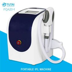 FQA20-1 portable opt shr hair removal machine
