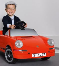 carrera-rs-2-7-pedal-car-blood-orange-by-porsche-3