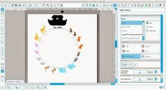 Putting Shapes on a Path in Silhouette Studio ~ Silhouette School