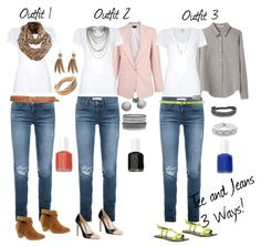 Skinny Jeans Outfit Ideas | skinny jeans « Black is the New Black