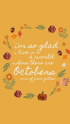 iphone wallpaper fall Fall iPhone Wallpaper - Anne of Green Gables quote Iphone Wallpaper Books, Wallpaper Images Hd, Fall Wallpaper, Live Wallpapers, Wallpaper Backgrounds, Pastel Wallpaper, Iphone Backgrounds, Disney Wallpaper, Screen Wallpaper