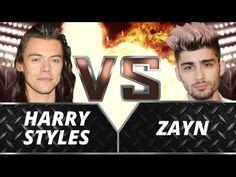 Harry Styles VS Zayn YouTubers Decide