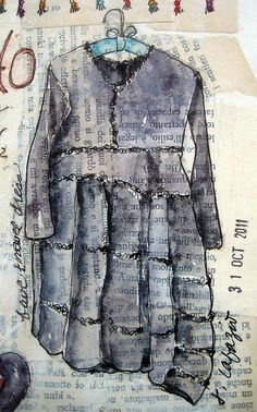 little black dress by janelafazio, via Flickr