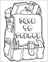 hi if you are looking for back to school coloring pages then you landed on