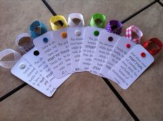 Give a unique gift that is sure to impress! This set of wine basket tags have a poem for each first event in the new couples lives. There are nine tags