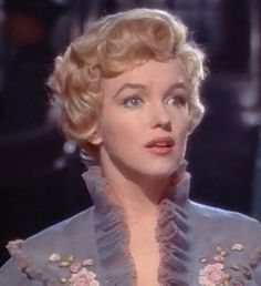Marilyn Monroe in the prince and the show girl