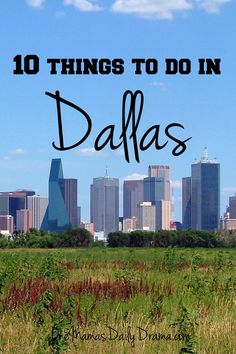 Things To Do In Dallas Dallas Fun Things And Family Trips - 10 things to see and do in dallas