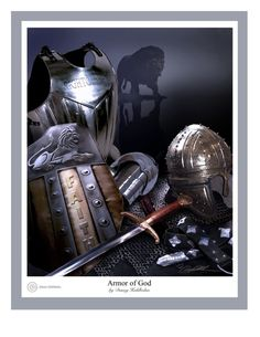 Armor of God by Danny Hahlbohm
