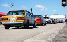 Cebu's fastest rides in our Drag Wars Cebu coverage. #MSKxCEB #MNLstreetKings #ruleTHYstreets