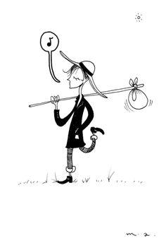 Dibujos instantáneos, serie 1 (2010-2011).  33.