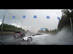Crash Lamborghini Murcielago 06 07 2016 - YouTube