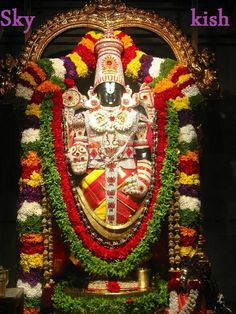 Tirupati venkateswara temple,Vishnu in the form of Lord Venkateshwara at Tirumala Venkateshwara also known as Venkatachalapathy or Srinivasa or Balaji, is the supreme God Lord Shiva Hd Wallpaper, Lord Krishna Wallpapers, Lord Murugan Wallpapers, Lord Vishnu, Tirumala Venkateswara Temple, Indian Temple, Lord Balaji, Image Hd, Image Form