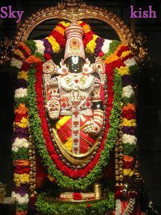 Sky kish - Tirumala Venkateswara Temple