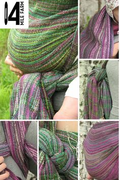 5befb98e110 Field of Dreams  a handwoven baby wrap by 14 Mile Farm