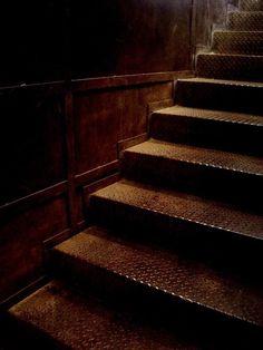 Metal stairs Photography by Raoul Sagal Brown Aesthetic, Aesthetic Colors, Aesthetic Collage, Brown Beige, Dark Brown, Anders Dragon Age, Bg Design, Creepy, Brown Eyed Girls