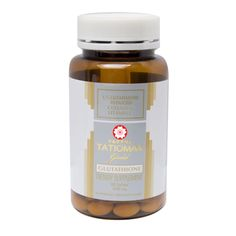 Tatiomax Gold Glutathione Whitening Gel Capsules With Collagen & Vitamin C