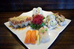 Sushi #sushi #salmon #fish #spicytuna #yummy #yensushila #losangeles http://www.yensushila.com/ www.facebook.com/yensushila