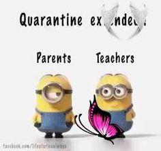 <br> Funny Minion, Minions, Parents As Teachers, Stick It Out, Parenting, Minions Love, Minion, Minion Stuff, Parents