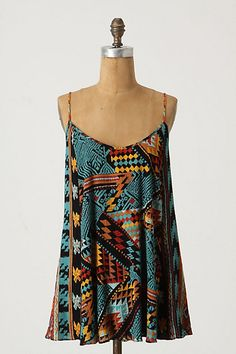 So loving this print! Anthropologie knows what it is doing.