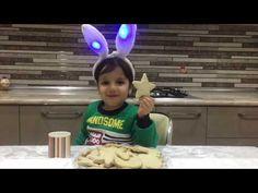 Kurabiye tarifi.Домашнее печенье.Homemade biscuit Videolu Tarif Homemade Biscuits, Birthday Candles, Homemade Cookies