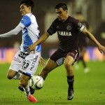 Campeonato de Primera División 2015: Lanús sufrió pero goleó a Rafaela