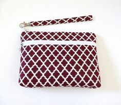 iPhone 7 Plus Wristlet, iPhone 6 Wristlet, Galaxy Note, Double Zipper Wallet, Bridesmaid Gift, Bags & Purses, Handbags, Wristlets, iphone 6 plus sleeve, iphone 6 wristlet, iphone 6 sleeve, iphone 6 plus clutch, cell phone sleeve, double zipper pouch, iphone 6s sleeve, wristlet, iphone 6, cell phone wristlet, iphone 7 plus wallet, iphone 7 wristlet, cosmetic bag, makeup wristlet