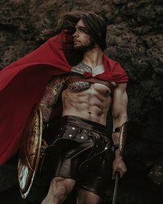 Creative Portrait Photography, Body Photography, Headshot Photography, Creative Portraits, Photography Branding, Lifestyle Photography, Portrait Photographers, Sparta Warrior, Greek Warrior