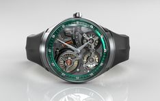 Back to the Space Age: Accutron Returns with Revolutionary New Electrostatic Watches | WatchTime - USA's No.1 Watch Magazine First Transistor, Bulova Accutron, New Industries, Citizen Watch, 60th Anniversary, Revolutionaries, Stainless Steel Case, First World, Space Age