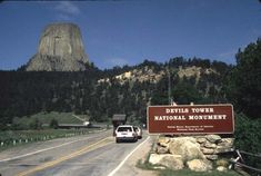 devils tower | Devils Tower–Climbing on Sacred Land | Indigenous Religious ...