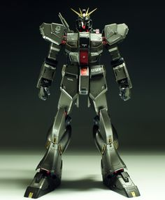 1/60 RX-93 Nu Gundam Ver.Reventon: Work by Pia(kornkys) Full Photoreview Big Size Images