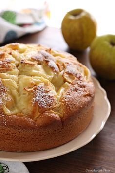 [New] The Best Recipes Today (with Pictures) - These are the 10 best recipes today. According to recipe experts, the 10 all-time best recipes right. Apple Recipes, Sweet Recipes, Cake Recipes, Dessert Recipes, Dinner Recipes, Italian Cake, Sweet Cakes, Cakes And More, Cake Cookies