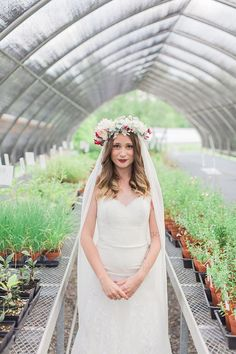 Flower Crown Wedding Boho Woodland The Madison Pink Marsala Dusty Miller 3 4 Floral