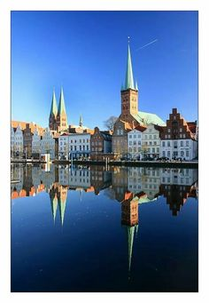 Lübeck, North Germany
