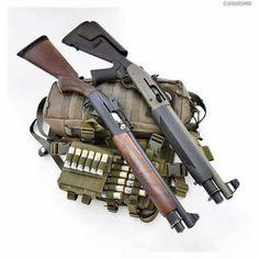 Bag full of guns — Mossberg 930 & Remington 1100 Military Weapons, Weapons Guns, Guns And Ammo, Tactical Survival, Tactical Gear, Survival Gear, Revolver, Airsoft, Tactical Shotgun