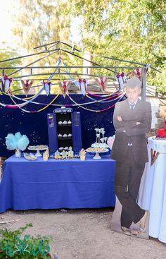 A Wibbly Wobbly Timey Wimey Doctor Who Birthday Party: Part 1, Decor | Tikkido.com