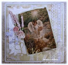 Card 1. image from Little Angels ,