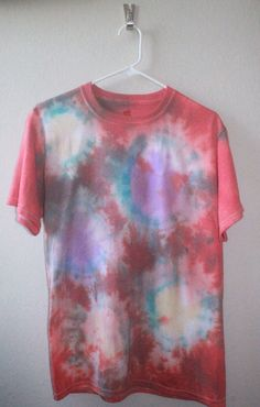 Tie Dye Shirt available at https://www.etsy.com/shop/TieDyeDominion?ref=pr_shop_more #tiedye #tiedyeshirt