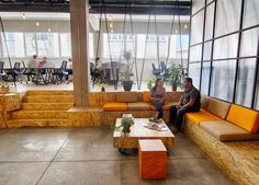 "Habita is a recently opened coworking hub in Istanbul, Turkey, that aims to sustain a creative community, which can learn from one another both professionally and socially. ""The space designed in such a ... Read More"