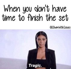 When you act upset in front of your coach when you have to end a set early: | Literally Just 28 Pictures That All Swimmers Will Find Hilarious