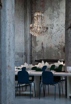 Carlo e Camilla in Segheria Restaurant in Milan