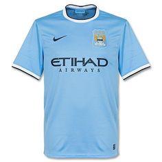 06c51eafce Camiseta del Manchester City 2013-2014 Local