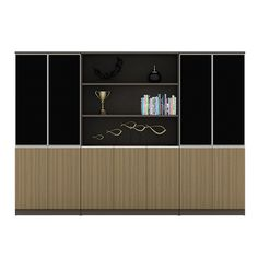 office wall cabinet. Big Discount Cheap Firepoof MDF Wood Standard Size Book Cabinet Office Wall