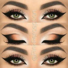 Knowing eyeliner styles that flatter your face features is pretty essential for . - - Knowing eyeliner styles that flatter your face features is pretty essential for every lady. EyeLiner Tips Styles Tutorial 2019 EyeLiner ideas Tips and. Makeup Goals, Love Makeup, Makeup Tips, Beauty Makeup, Makeup Ideas, Gorgeous Makeup, Eye Makeup Tutorials, Eye Liner Tricks, Basic Makeup